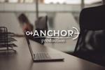 msyieaさんの映像制作会社 『ANCHOR production』のロゴへの提案