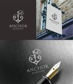 Doing1248さんの映像制作会社 『ANCHOR production』のロゴへの提案