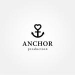 tanaka10さんの映像制作会社 『ANCHOR production』のロゴへの提案