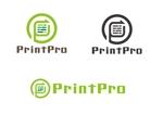 all-eさんの【当選報酬8万円】ネット印刷サービスサイト用ロゴコンペへの提案