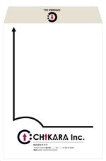 hp11acerさんの急募:コンサルティング会社の封筒のデザインへの提案