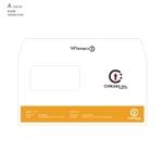 emotional_designさんの急募:コンサルティング会社の封筒のデザインへの提案