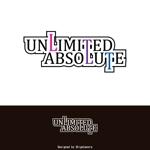 バンド「UNLIMITED ABSOLUTE」のロゴへの提案