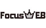 kuma-booさんの「FocusWEB」のロゴ作成への提案