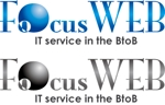 cpo_mnさんの「FocusWEB」のロゴ作成への提案