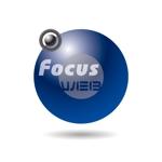 smoke-smokeさんの「FocusWEB」のロゴ作成への提案