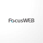 sa_akutsuさんの「FocusWEB」のロゴ作成への提案