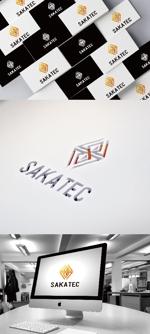 katsu31さんの建設会社のロゴ(ワードロゴと蜘蛛をモチーフにしたロゴ)への提案