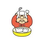水餃子専門店のロゴイラストの依頼です。への提案