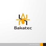sa_akutsuさんの建設会社のロゴ(ワードロゴと蜘蛛をモチーフにしたロゴ)への提案
