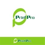 saiga005さんの【当選報酬8万円】ネット印刷サービスサイト用ロゴコンペへの提案