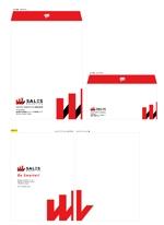 saitosatsukiさんの封筒・クリアファイルデザインへの提案