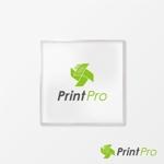 hiradateさんの【当選報酬8万円】ネット印刷サービスサイト用ロゴコンペへの提案