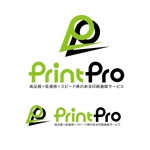 24taraさんの【当選報酬8万円】ネット印刷サービスサイト用ロゴコンペへの提案