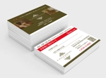 ryuuku24さんのリラクゼーションサロン「kimochidokoro premium」お客様紹介カードのデザイン作成依頼への提案