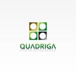 m-spaceさんの「QUADRIGA」のロゴ作成への提案