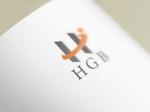 hayate_designさんの展示会やイベントデザイン関係全般のを行う企業のロゴへの提案