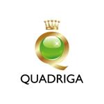 Chanaさんの「QUADRIGA」のロゴ作成への提案