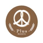 haru1809さんのパン屋事業 屋号「Plus Markets」のロゴ作成への提案