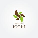 passageさんの「hair salon ICCHI」のロゴ作成への提案