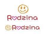 tukasagumiさんのスナック 「Rodzina」のロゴへの提案