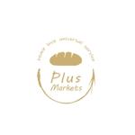 screenoutさんのパン屋事業 屋号「Plus Markets」のロゴ作成への提案