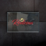 Hana-chanさんのスナック 「Rodzina」のロゴへの提案