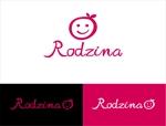 Suisuiさんのスナック 「Rodzina」のロゴへの提案