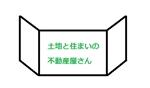 applelilyさんの不動産ウエブサイトのロゴ制作への提案