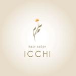 nakagawakさんの「hair salon ICCHI」のロゴ作成への提案