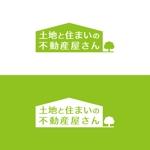 utamaruさんの不動産ウエブサイトのロゴ制作への提案