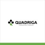 morino-kurashiさんの「QUADRIGA」のロゴ作成への提案
