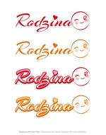 m_mhljmさんのスナック 「Rodzina」のロゴへの提案