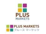 ohgarideさんのパン屋事業 屋号「Plus Markets」のロゴ作成への提案