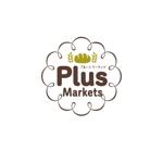 atariさんのパン屋事業 屋号「Plus Markets」のロゴ作成への提案