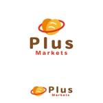 kinoshita_laさんのパン屋事業 屋号「Plus Markets」のロゴ作成への提案