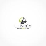 yybooさんの新車中古車販売店 LINKs INNOVATION のロゴへの提案