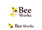 アルバイトWebサイト「Bee Works」のロゴへの提案