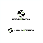 queuecatさんの新車中古車販売店 LINKs INNOVATION のロゴへの提案