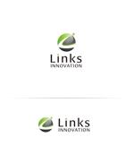 Doing1248さんの新車中古車販売店 LINKs INNOVATION のロゴへの提案