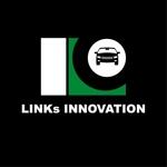 keishi0016さんの新車中古車販売店 LINKs INNOVATION のロゴへの提案