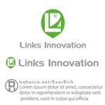 chopin1810lisztさんの新車中古車販売店 LINKs INNOVATION のロゴへの提案