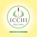 kiyoshi_mdさんの「hair salon ICCHI」のロゴ作成への提案