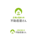 mu_chaさんの不動産ウエブサイトのロゴ制作への提案