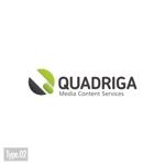 DECOさんの「QUADRIGA」のロゴ作成への提案