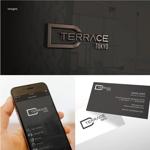単身用・店舗テナントマンション「D terrace Tokyo」のロゴ作成への提案