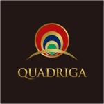 Doing1248さんの「QUADRIGA」のロゴ作成への提案