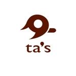 yamahiroさんの「ta's」のロゴ作成への提案