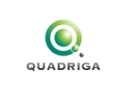 JUN_KATAOKAさんの「QUADRIGA」のロゴ作成への提案