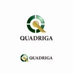 rickisgoldさんの「QUADRIGA」のロゴ作成への提案